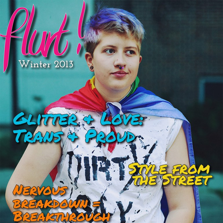 Flurt! Magazine Winter 2013