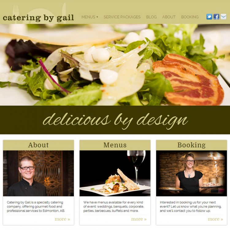 Catering by Gail
