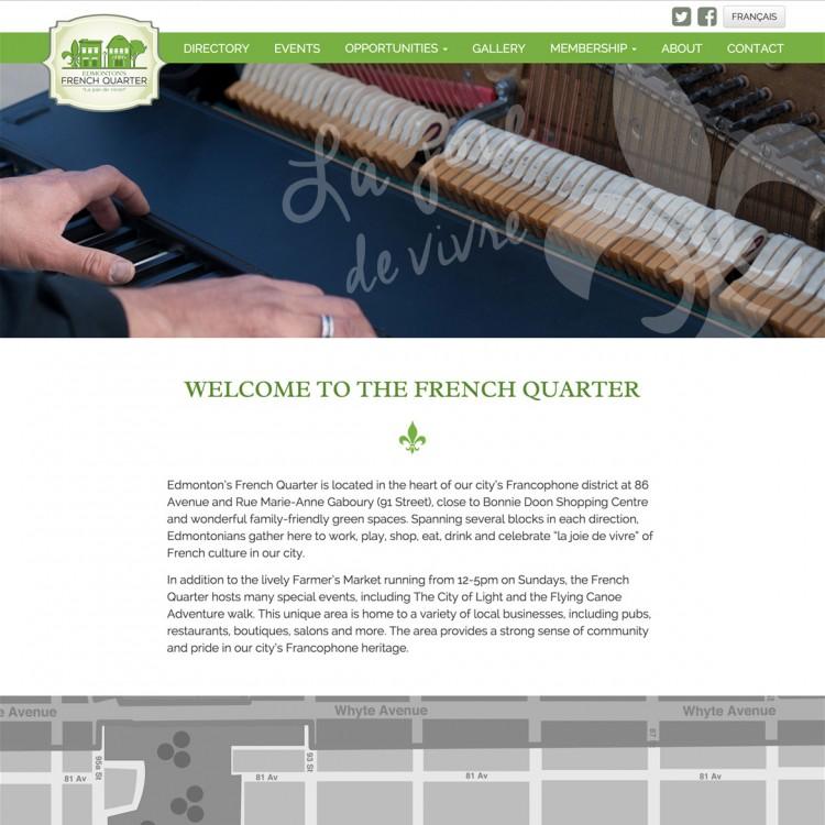 Edmonton French Quarter Business Association