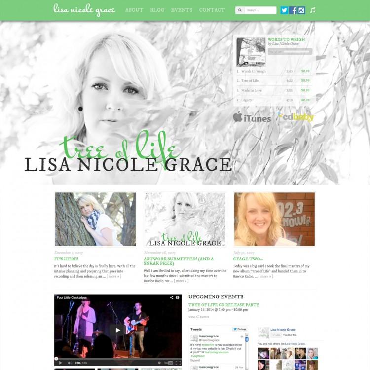 Lisa Nicole Grace