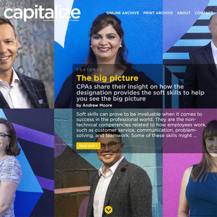 Capitalize Magazine