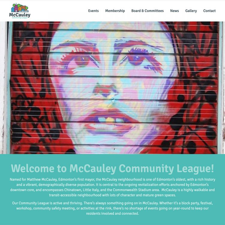 McCauley Community League