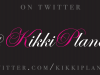 Kikki Planet Business Card Back